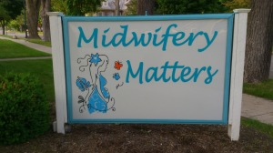 midwifery matters sign