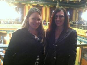 Michigan midwives in the House gallery